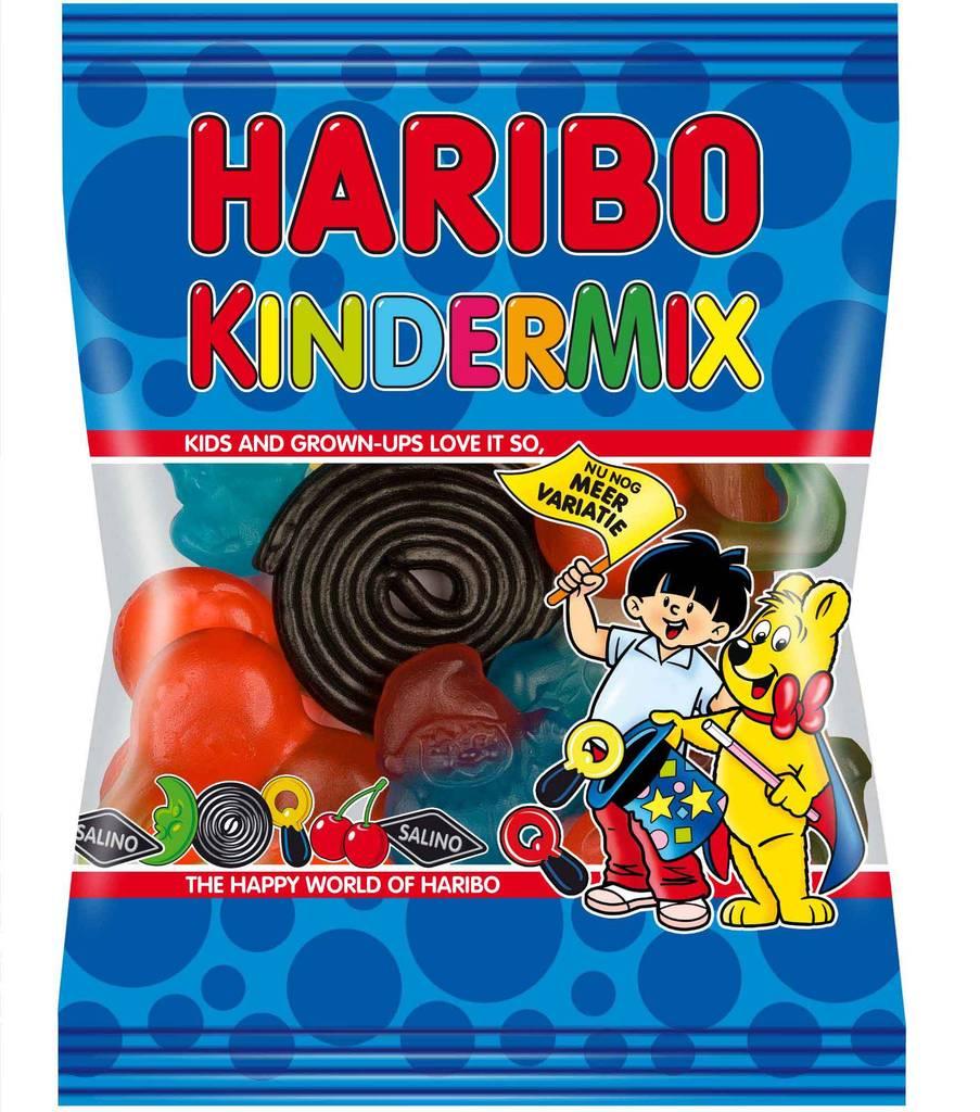 Haribo Kindermix - Safka Continental Goodies Auckland New ... Belgian Chocolate Brands