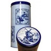 Delft Blue Bolletje Rusk Tin
