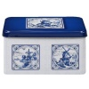 Delft Blue Speculaas Biscuit Tin