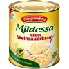 Mildessa Mild Sauerkraut with Wine