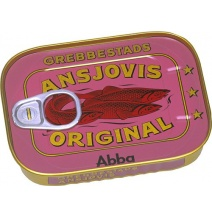 Abba Swedish Anchovy (Sprats)
