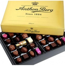 Anthon Berg Guld Chocolate Selection