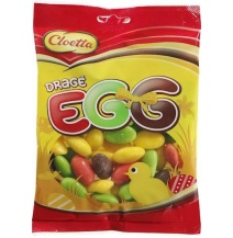 Cloetta Chocolate Easter Eggs
