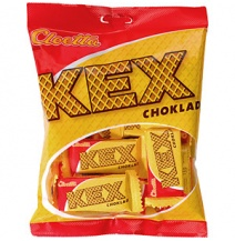 Cloetta Kex Chocolate Wafers