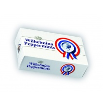 Fortuin Wilhelmina Peppermints in box