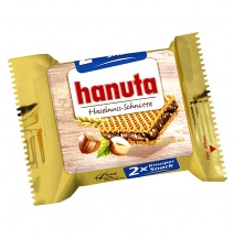 Hanuta Hazelnut Wafers