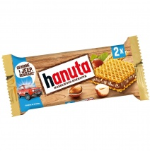 hanuta-wafer