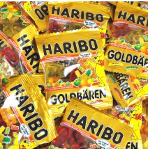 Haribo Mini Gold Bears 5-pack