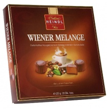 Heindl Wiener Melange Coffee Nougat Chocolate Gift Box