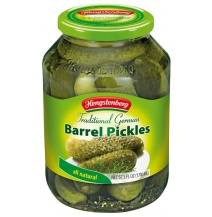 Hengstenberg Traditional German Barrel Pickles