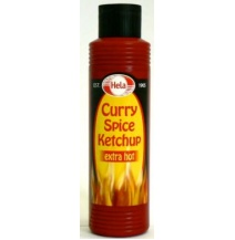 Hela Curry Ketchup Extra Hot