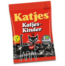 Katjes Sweet Licorice Katjes-Kinder