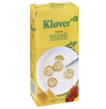Kløver UHT Buttermilk Dessert with Lemon Juice (Koldskål )