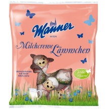 Manner Milk Chocolate Lambs