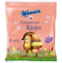 Manner Nougat Chicks