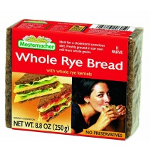 Mestemacher Westphalian Whole Meal Rye Bread 500