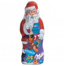 Milka Chocolate Santa 60g
