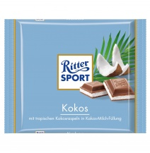 Ritter Sport Coconut Chocolate