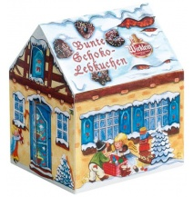 Wicklein Winter House with Chocolate Gingerbread