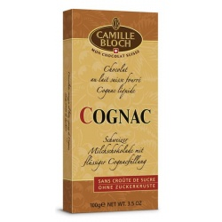 Camille Bloch Cognac Chocolate