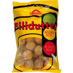 Filidutter Salty Sweet & Sour
