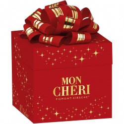 Mon Cheri Cherry Liqueur Chocolates Gift Box 105g