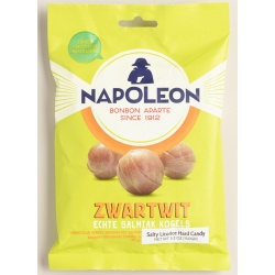 Napoleon Black White Licorice Bullets