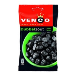 Venco Double Salted Licorice