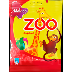 Malaco Zoo Fruity Winegums